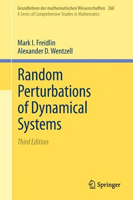 Abbildung von Freidlin / Wentzell | Random Perturbations of Dynamical Systems | 2014 | 260