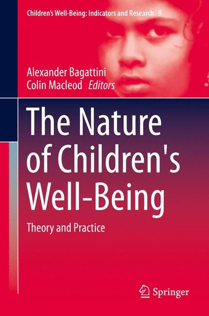 Abbildung von Bagattini / Macleod | The Nature of Children's Well-Being | 2014