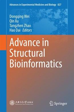 Abbildung von Wei / Zhao / Dai / Xu | Advance in Structural Bioinformatics | 2014 | 827