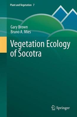 Abbildung von Brown / Mies | Vegetation Ecology of Socotra | 2014 | 7