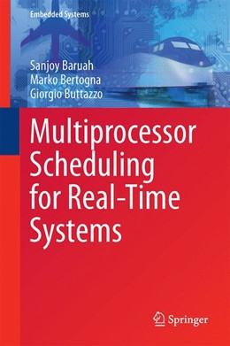 Abbildung von Baruah / Bertogna / Buttazzo | Multiprocessor Scheduling for Real-Time Systems | 2015