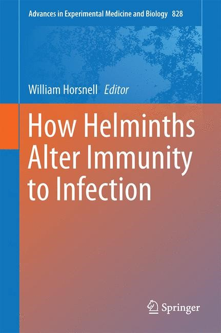 Abbildung von Horsnell | How Helminths Alter Immunity to Infection | 2014