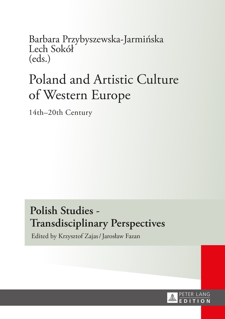 Abbildung von Sokol / Przybyszewska-Jarminska | Poland and Artistic Culture of Western Europe | 2014