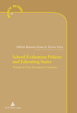 Abbildung von Pons / Buisson-Fenet | School Evaluation Policies and Educating States | 2014