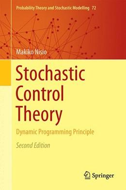 Abbildung von Nisio   Stochastic Control Theory   2014   Dynamic Programming Principle   72