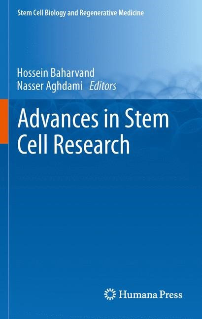 Abbildung von Baharvand / Aghdami | Advances in Stem Cell Research | 2014