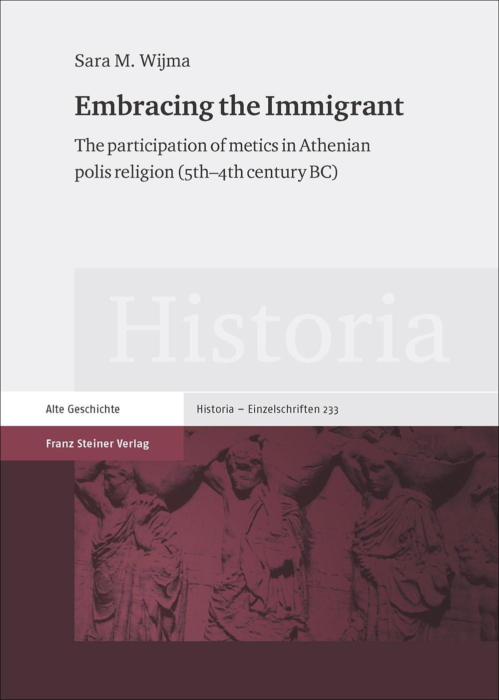 Abbildung von Wijma   Embracing the Immigrant   2014