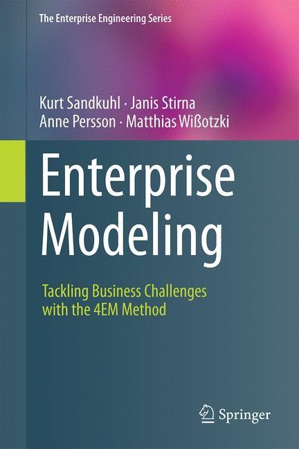 Abbildung von Sandkuhl / Stirna / Persson | Enterprise Modeling | 2014
