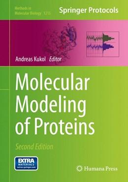 Abbildung von Kukol   Molecular Modeling of Proteins   2. Auflage   2014   1215   beck-shop.de