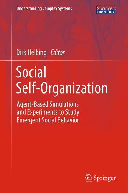 Abbildung von Helbing | Social Self-Organization | 2014