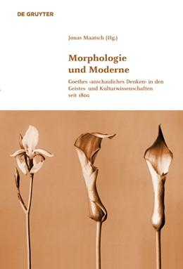 Abbildung von Maatsch | Morphologie und Moderne | 1. Auflage | 2014 | 5 | beck-shop.de