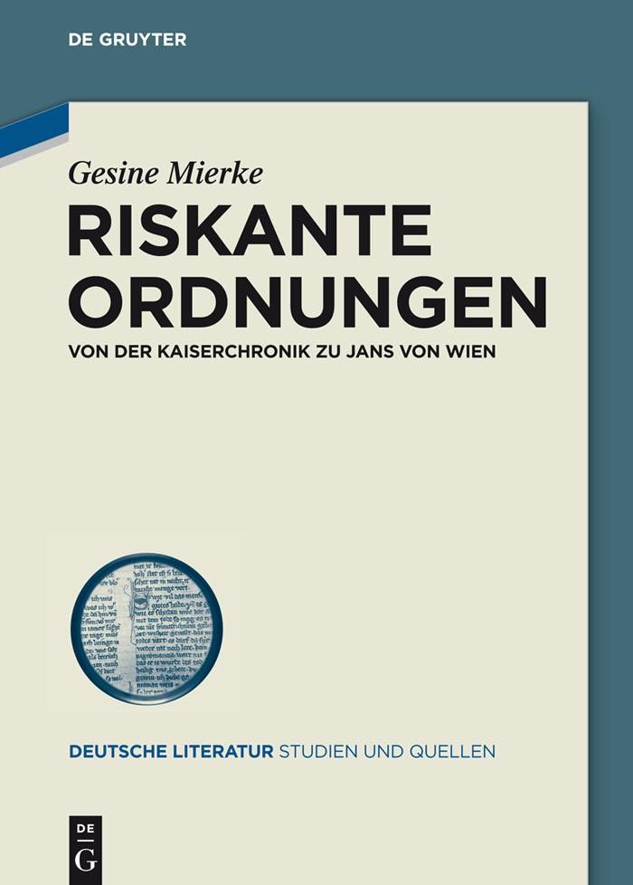 Abbildung von Mierke   Riskante Ordnungen   2014