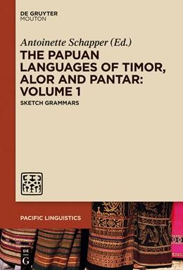 Abbildung von Schapper | The Papuan Languages of Timor, Alor and Pantar. Volume 1 | 2014 | Sketch Grammars: Volume 1 | 644