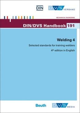 Abbildung von Selected standards for training welders | 2014