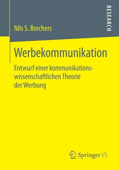 Abbildung von Borchers   Werbekommunikation   2014
