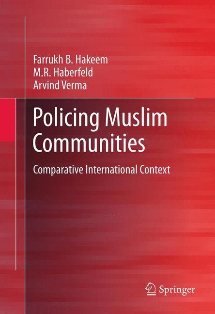 Abbildung von Hakeem / Haberfeld / Verma   Policing Muslim Communities   2014