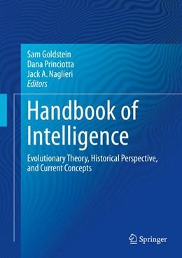 Abbildung von Goldstein / Princiotta / Naglieri | Handbook of Intelligence | 2014