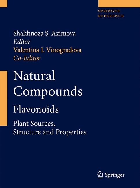 Abbildung von Azimova / Vinogradova | Natural Compounds | 2012