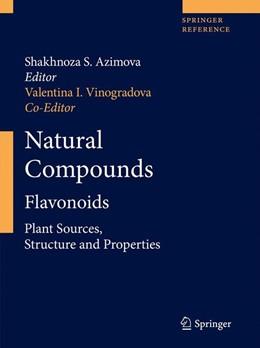 Abbildung von Azimova / Vinogradova   Natural Compounds   2012   Flavonoids