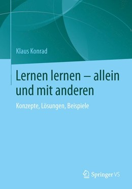 Abbildung von Konrad | Lernen lernen – allein und mit anderen | 2014