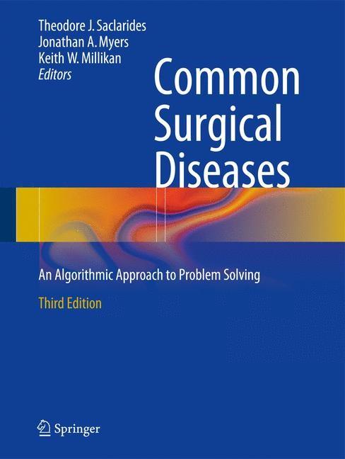 Abbildung von Saclarides / Myers / Millikan   Common Surgical Diseases   2015