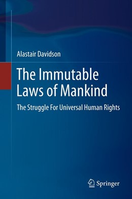 Abbildung von Davidson | The Immutable Laws of Mankind | 2014 | The Struggle For Universal Hum...