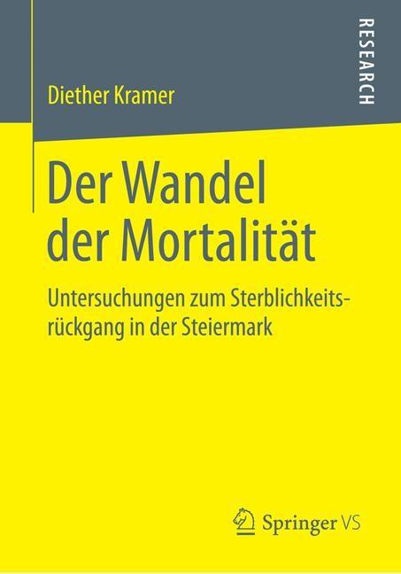 Abbildung von Kramer | Der Wandel der Mortalität | 2014