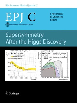 Abbildung von Antoniadis / Ghilencea | Supersymmetry After the Higgs Discovery | 2014