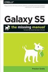 Abbildung von Preston Gralla | Galaxy S5: The Missing Manual | 2014