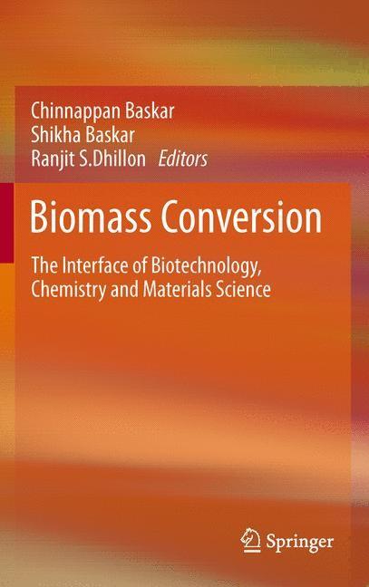 Abbildung von Baskar / Dhillon | Biomass Conversion | 2014