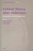 Abbildung von Freundlieb / Hudson / Rundell | Critical Theory After Habermas | 2004