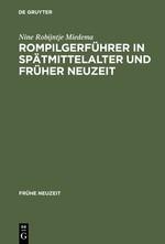 Abbildung von Miedema   Rompilgerführer in Spätmittelalter und Früher Neuzeit   Reprint 2013   2004