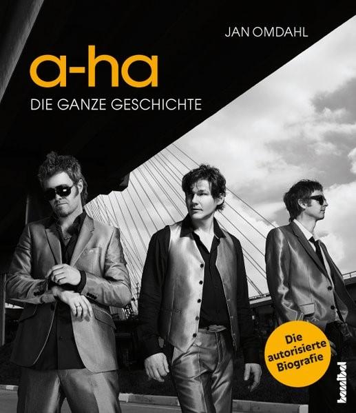 a-ha | Omdahl, 2010 | Buch (Cover)