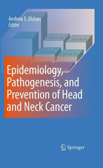 Abbildung von Olshan | Epidemiology, Pathogenesis, and Prevention of Head and Neck Cancer | 2010