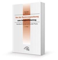 Von der Sanierungssatzung zum Ausgleichsbetrag | Mathony | 2. Auflage, 2014 | Buch (Cover)