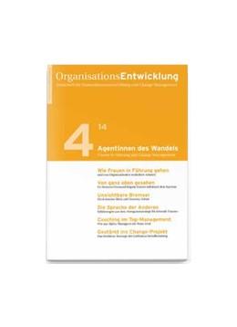 Abbildung von OrganisationsEntwicklung | 38. Jahrgang | 2019 | Zeitschrift für Unternehmensen...