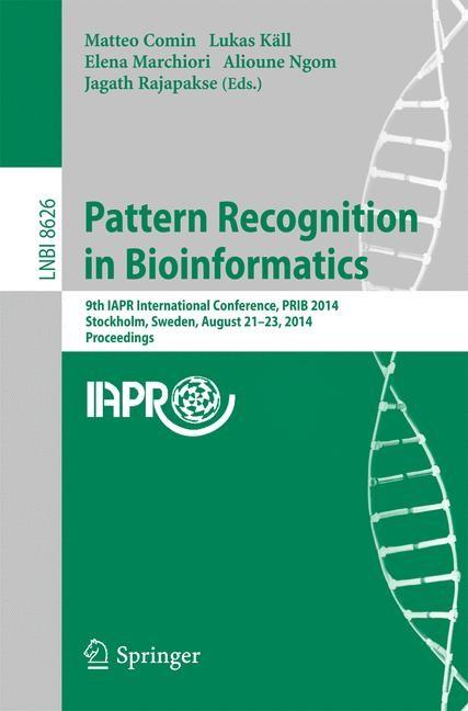 Abbildung von Comin / Käll / Marchiori / Ngom / Rajapakse   Pattern Recognition in Bioinformatics   2014