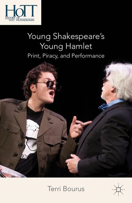 Young Shakespeare's Young Hamlet   Bourus   2014, 2014   Buch (Cover)