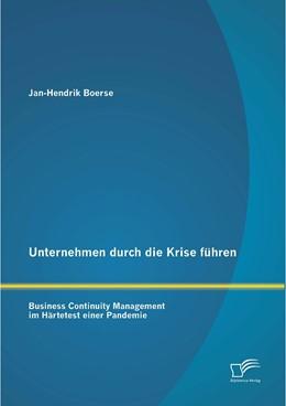 Abbildung von Boerse | Unternehmen durch die Krise führen | 2014 | Business Continuity Management...