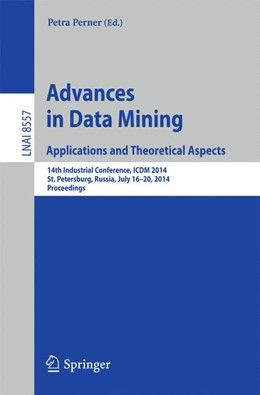 Abbildung von Perner | Advances in Data Mining: Applications and Theoretical Aspects | 2014