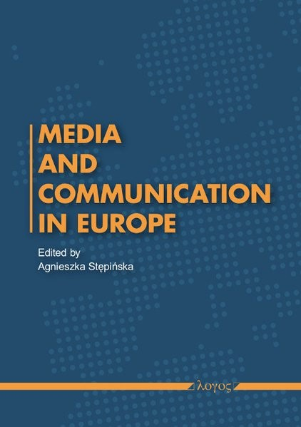 Abbildung von Stepinska | Media and Communication in Europe | 2014