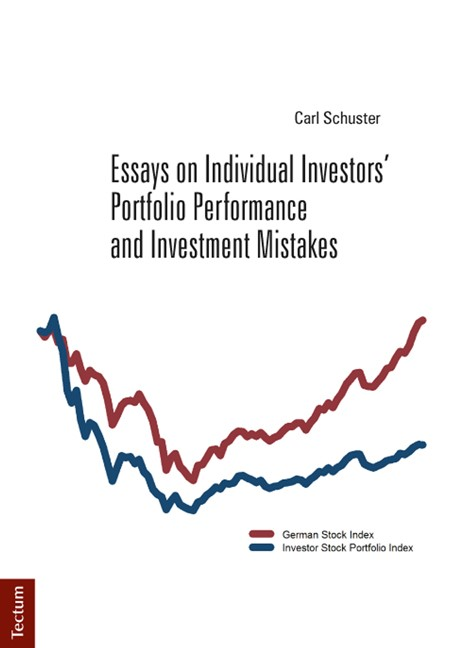Abbildung von Schuster | Essays on Individual Investors' Portfolio Performance and Investment Mistakes | 2013