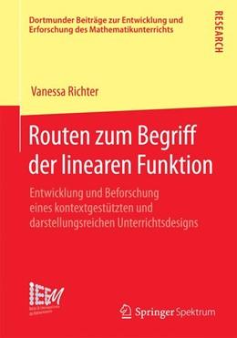 Abbildung von Richter   Routen zum Begriff der linearen Funktion   2014   Entwicklung und Beforschung ei...   17