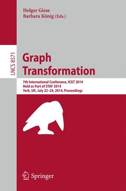 Abbildung von Giese / König | Graph Transformation | 2014