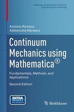 Abbildung von Romano / Marasco   Continuum Mechanics using Mathematica®   2. Auflage   2014   beck-shop.de