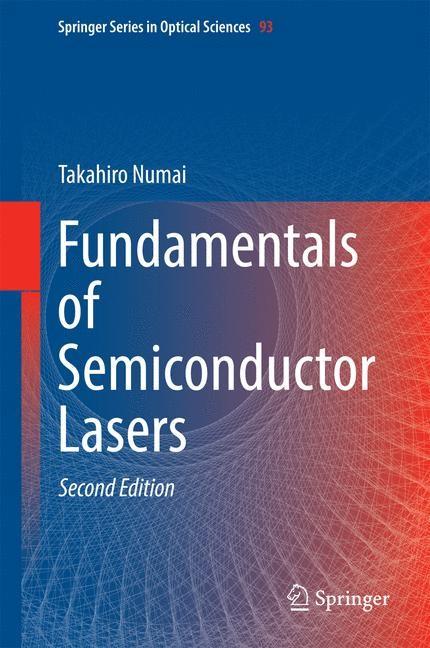 Abbildung von Numai | Fundamentals of Semiconductor Lasers | 2014