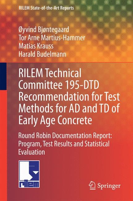 Abbildung von Bjøntegaard / Martius-Hammer / Krauss   RILEM Technical Committee 195-DTD Recommendation for Test Methods for AD and TD of Early Age Concrete   2014