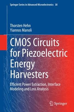 Abbildung von Hehn / Manoli | CMOS Circuits for Piezoelectric Energy Harvesters | 1. Auflage | 2014 | 38 | beck-shop.de