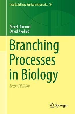 Abbildung von Kimmel / Axelrod | Branching Processes in Biology | 2nd ed. 2015 | 2015 | 19