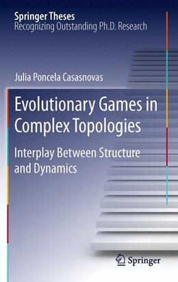 Abbildung von Poncela Casasnovas | Evolutionary Games in Complex Topologies | 2014 | Interplay Between Structure an...